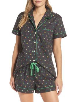 Floral Print Pajamas by J.Crew