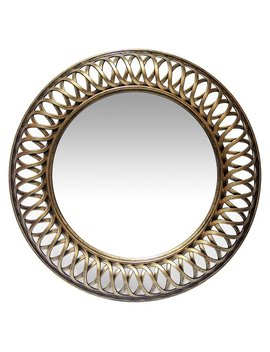 Fleur De Lis Living Hawk Ridge Lattice Accent Mirror & Reviews by Fleur De Lis Living