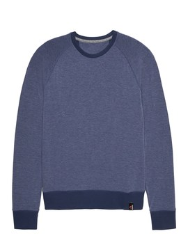 Polartec® Fleece Raglan Sweatshirt by Banana Repbulic