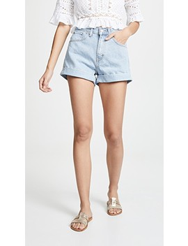 Mom Shorts by Levi's