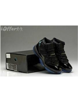Jordanair 11 Men Basketball Running Shoes Black by I Offer