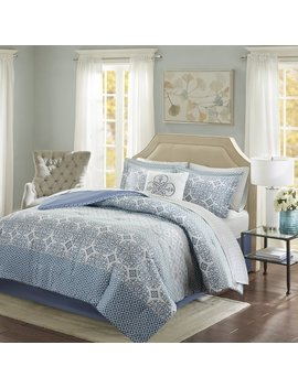 Alcott Hill Wedgewood Complete Comforter And Cotton Sheet Set & Reviews by Alcott Hill
