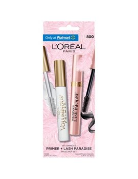 L'oreal Paris Voluminous Lash Paradise +Primer Pack by L'oreal Paris