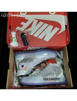 Off White X Converse All Star 1970 S Shoes Sneaker by I Offer