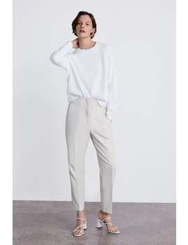 Soft Feel Sweater  Collection Timeless Woman Corner Shops New Collection by Zara