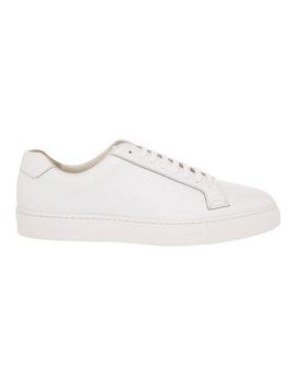 Gresham Leather Sneaker by Blaq