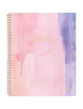 "2019 Planner 11""X 9.25"" Pink Ombre   Mead by Mead"