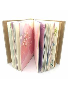 Siixu Colorful Journal Notebook, Hardcover, Pretty Journal For Writing, 5.3 X 7.2 In, Elegant Unlined Paper, 192 Pages by Siixu