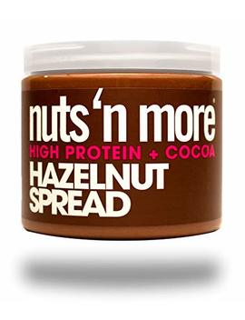 Nuts 'n More Hazelnut Cocoa Spread, High Protein, Great Tasting, All Natural Sports Nutrition, 16 Oz Jar by Nuts 'n More
