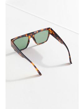 Shiloh Shield Sunglasses by Urban Outfitters