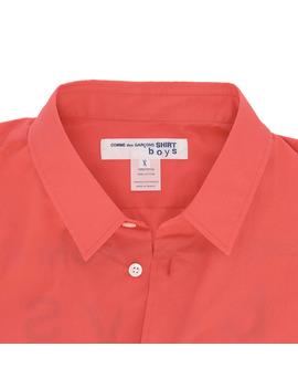 Shirt Red by Comme Des Garçons Shirt Boys