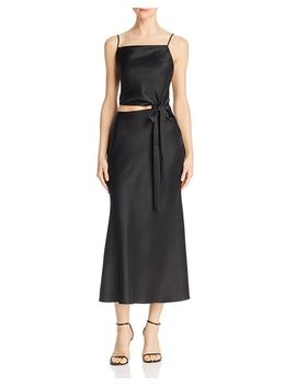 Claudia Asymmetric Cutout Dress by Bec & Bridge
