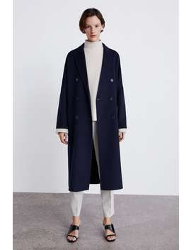 Long Coat  Coats Coats Woman New Collection by Zara