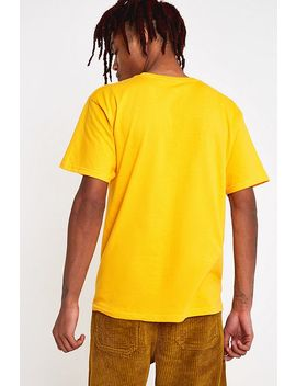 Obey Bus Yellow T Shirt by Obey