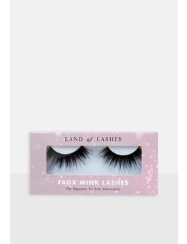 Land Of Lashes Jodie Faux Mink Lashes by Missguided