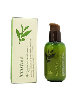 2018 Innisfree The Green Tea Seed Serum 80ml Korea Special Face Free Shipping by Ebay Seller