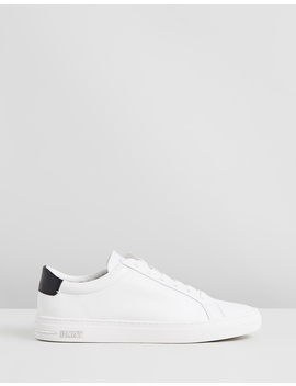 Court Lace Up Sneakers by Dkny