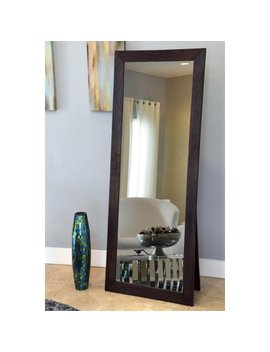 Naomi Home Freestanding Cheval Floor Mirror Finish:Espresso by Naomi Home