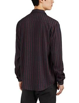 Pseudo Romantic Twill Shirt by Ksubi