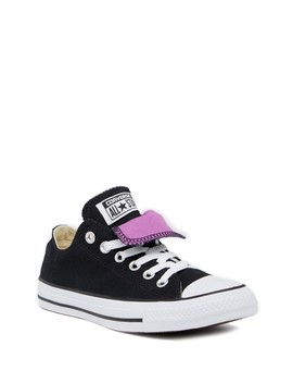 Chuck Taylor Double Tongue Oxford Sneaker (Women) by Converse