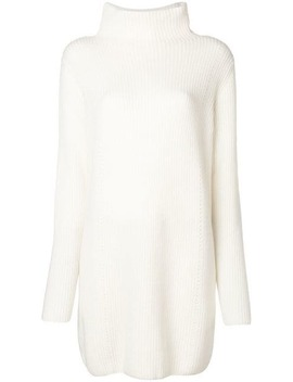 Knitted Sweater Dress by N.Peal