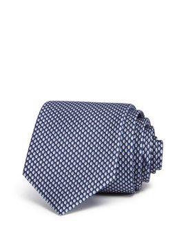 Acorns Silk Classic Tie by Salvatore Ferragamo