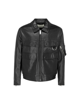 Police Jacket Black by 1017 Alyx 9 Sm