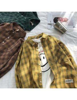 Bjorn   Plaid Shirt by Bjorn