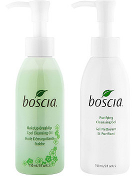 Online Only A Clean Slate   The Double Cleansing Duo by Boscia