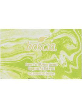 Online Only Green Tea Blotting Linens by Boscia