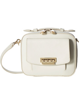 Earthette Small Box Bag   Solid by Zac Zac Posen
