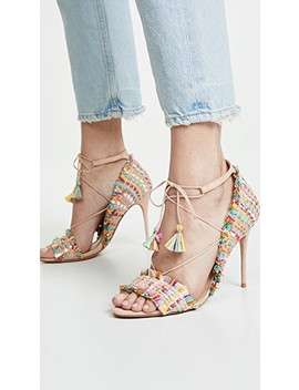 Maracatu Sandals by Alexandre Birman