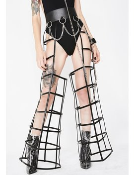 Cage Trousers by Kiki Riki