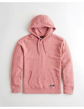 Terry Hoodie by Hollister