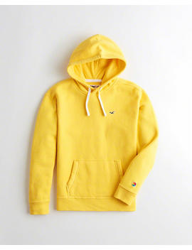 Pullover Hoodie by Hollister