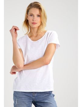 Slub   T Shirt Basic by Esprit