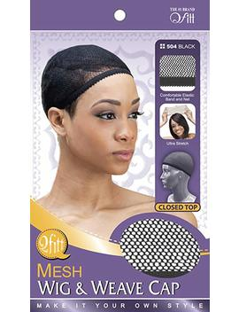 Q Fitt Mesh Head Cap By Hair Pieces by Qfitt