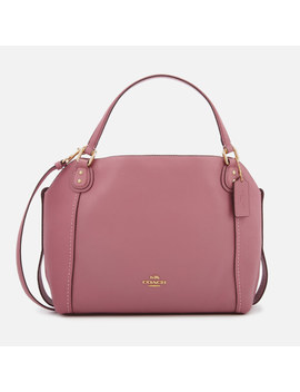 Coach Women's Leather Edie 28 Shoulder Bag   Rose by Coach
