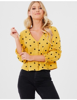Iconic Exclusive   Polka Dot Shirt by Atmos&Here