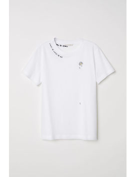 Hímzett Póló by H&M