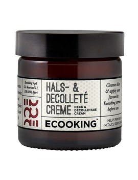 Ecooking™ Neck & Décolletage Cream 50ml by Ecooking