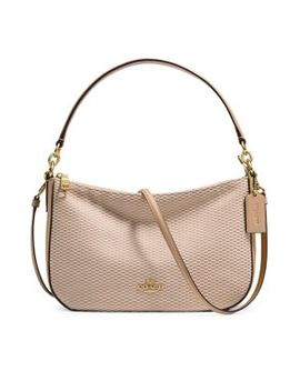 Chelsea Leather Crossbody Bag by Coach