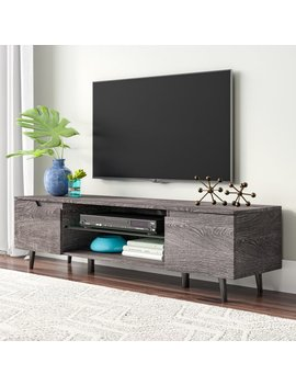 """George Oliver Barnwell Tv Stand For T Vs Up To 55"""" & Reviews by George Oliver"""