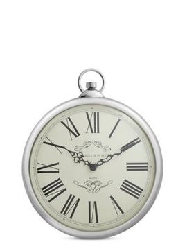 Classic Fob Wall Clock by Marks & Spencer