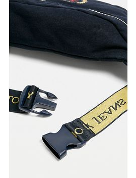 Tommy Jeans Crest Collection 6.0 Navy Bum Bag by Tommy Jeans