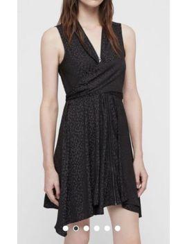 All Saints Jayda Leopard Dress, Size S, Bnwt by Ebay Seller