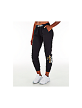 Women's Nike Sportswear Rally Metallic Jogger Pants by Nike