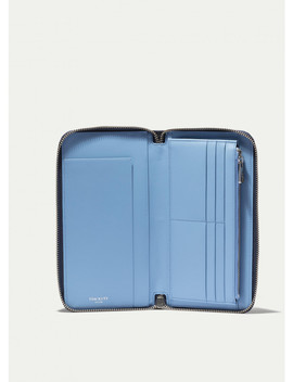 Curzon Colour Pop Leather Travel Wallet by Hacket