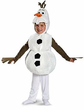 Disney Frozen Olaf Deluxe Toddler Costume by Disney