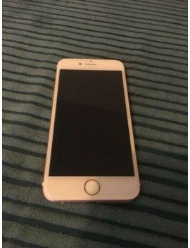 Apple I Phone 6s   16 Gb   Rose Gold (Unlocked) A1688 (Cdma + Gsm)&Nbsp; by Ebay Seller